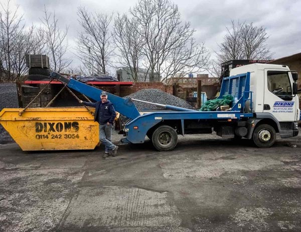 Dixons Skips Sheffield