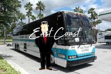 Fort Lauderdale Charter Bus Rental