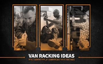 Van Racking Ideas
