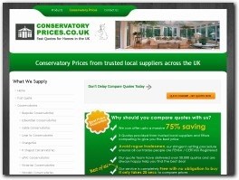 https://www.conservatoryprices.co.uk/ website