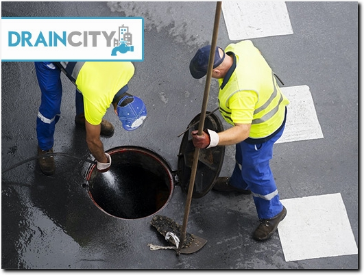 https://draincity.co.uk/ website
