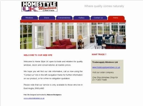 https://www.homestyleuk.co.uk/ website
