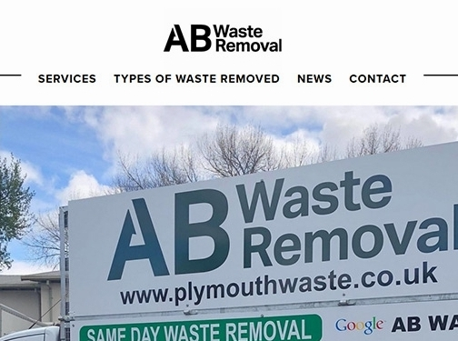 https://www.plymouthwaste.co.uk/ website