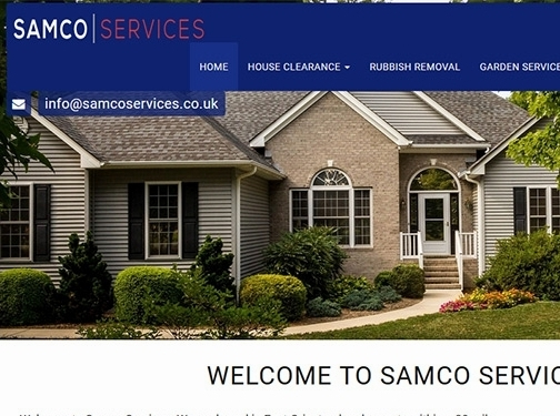 https://www.samcoservices.co.uk/ website